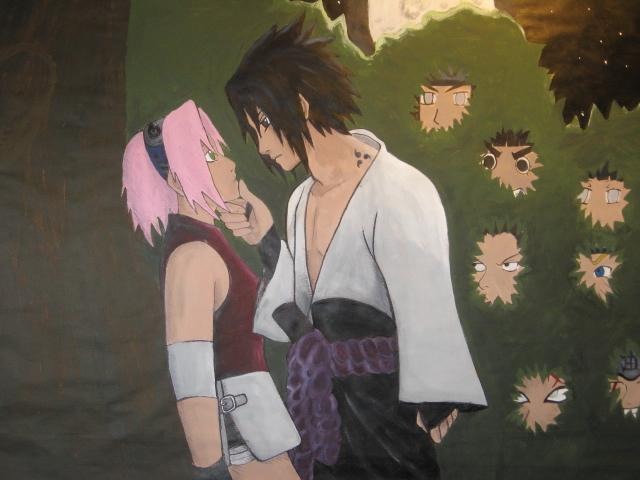 Phrase simply Naruto sasuke and sakura with