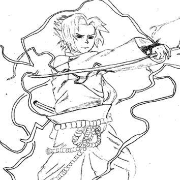 Naruto the way of naruto sasuke shippuden de sponge bob1 - Naruto shippuden dessin a colorier ...