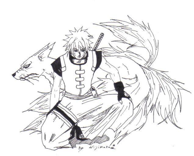 Fanart de Uzumaki Naruto par Hijikata