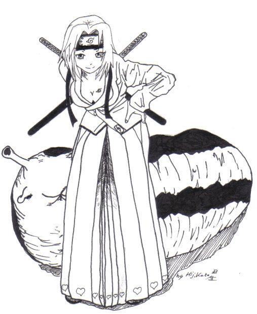 Fanart de Haruno Sakura par Hijikata