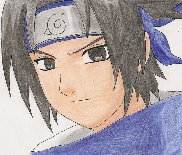 Naruto the way of naruto sasuke uchiwa de mikutsumi - Comment dessiner sasuke ...