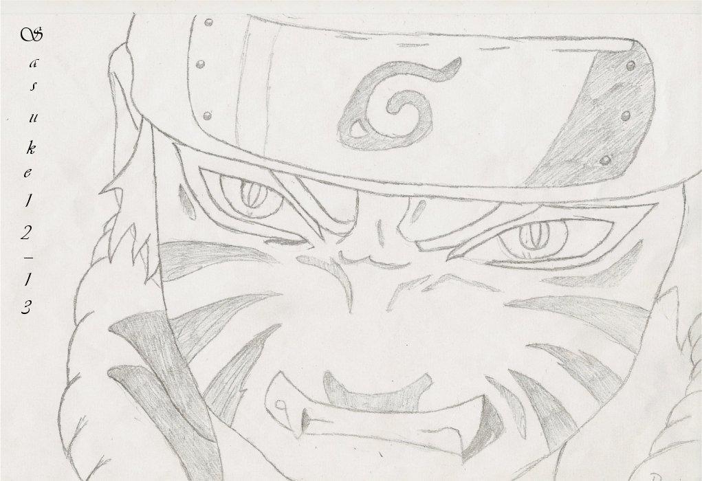 Naruto the way of naruto naruto kyubi 2 de kuroiraven - Comment dessiner un ninja ...
