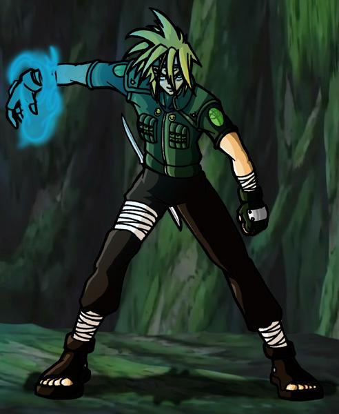 Fanart Naruto par onimeno chouk