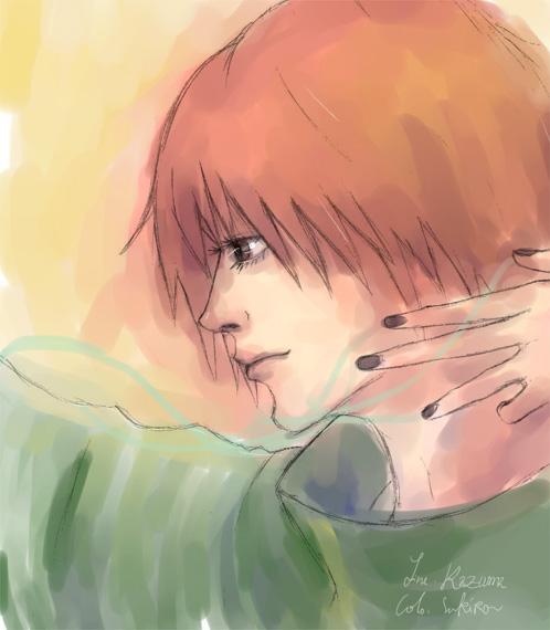 Fanart de Sasori par Sukiro