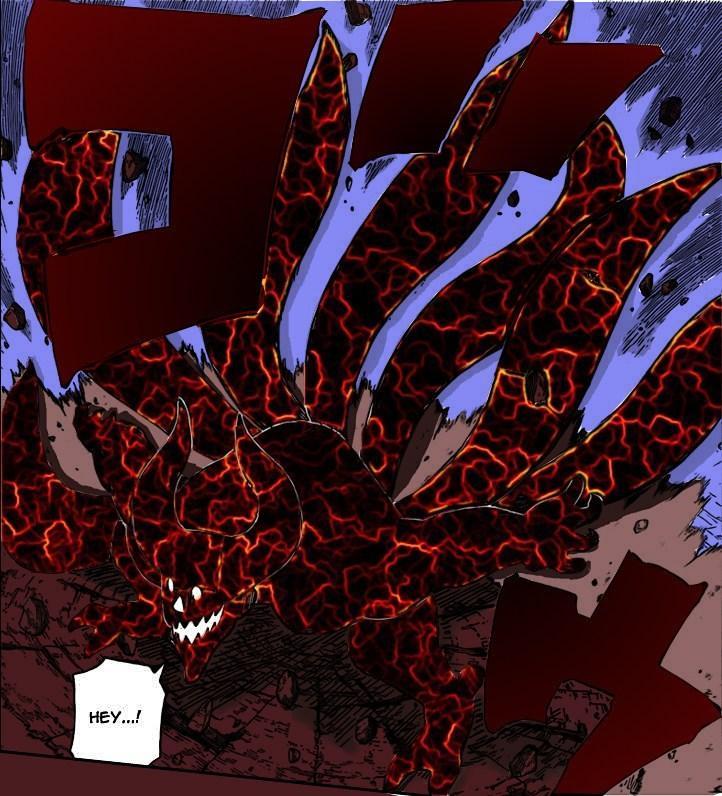 Naruto - The Wa... Hachibi Version 2