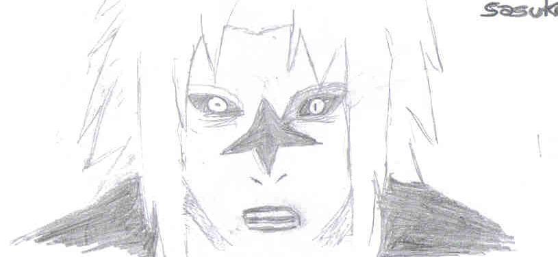 Naruto the way of naruto sasuke demon dessin de kib 86 - Demon de sasuke ...