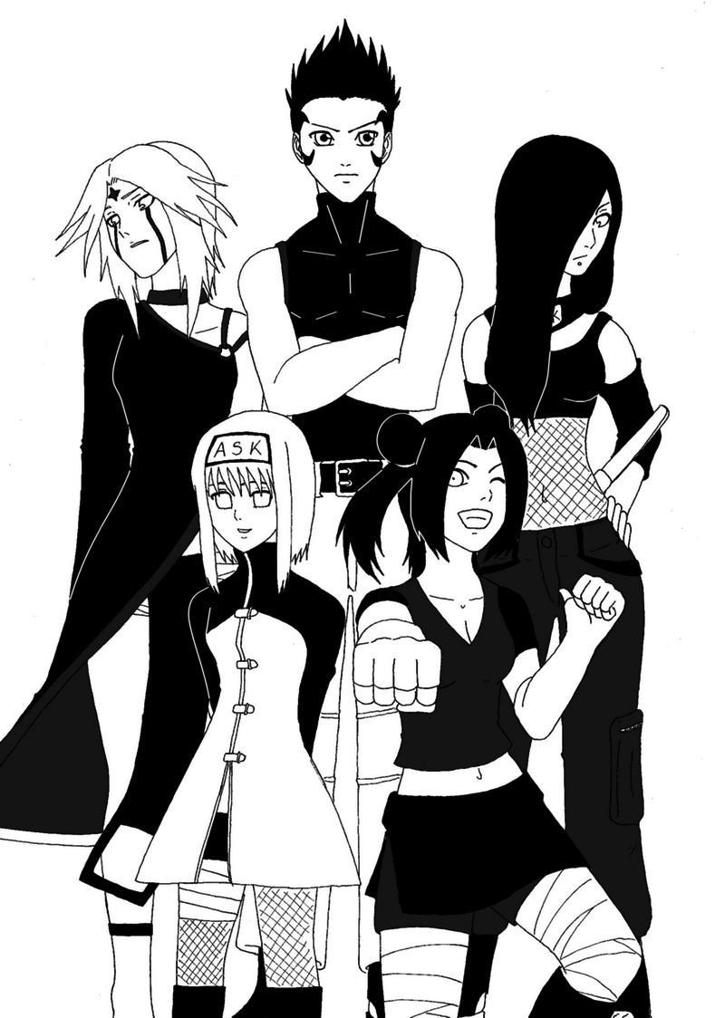 Fanart Naruto par Nightmare626