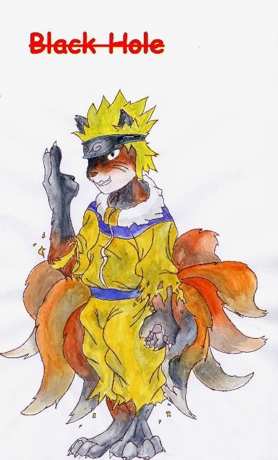 Naruto the way of naruto le demon renard naruto de lucius - Naruto renard ...