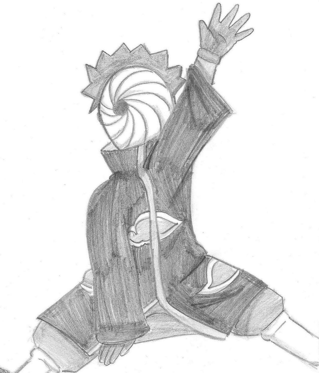 Naruto The Way Of Naruto Chibi Tobi De Chibi Sasuke