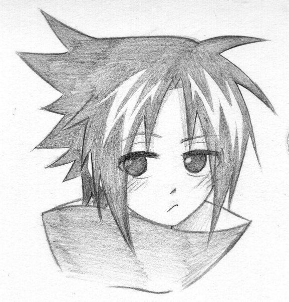 Naruto The Way Of Naruto Sans Titre De Chibi Sasuke