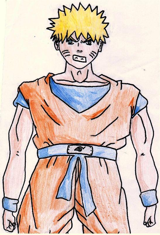 Fanart de Uzumaki Naruto par sexy meta