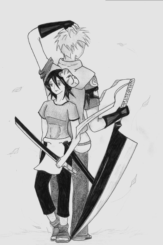 Fanart Naruto par anko38