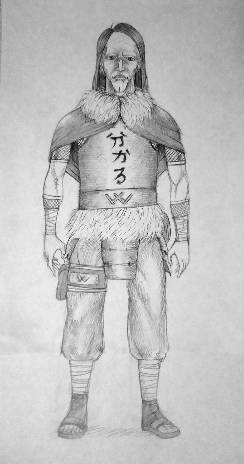 Fanart Naruto par nazim16