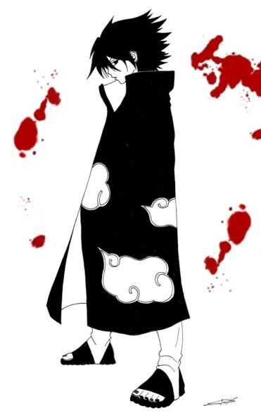 Fanart de Uchiwa Sasuke par Beerus