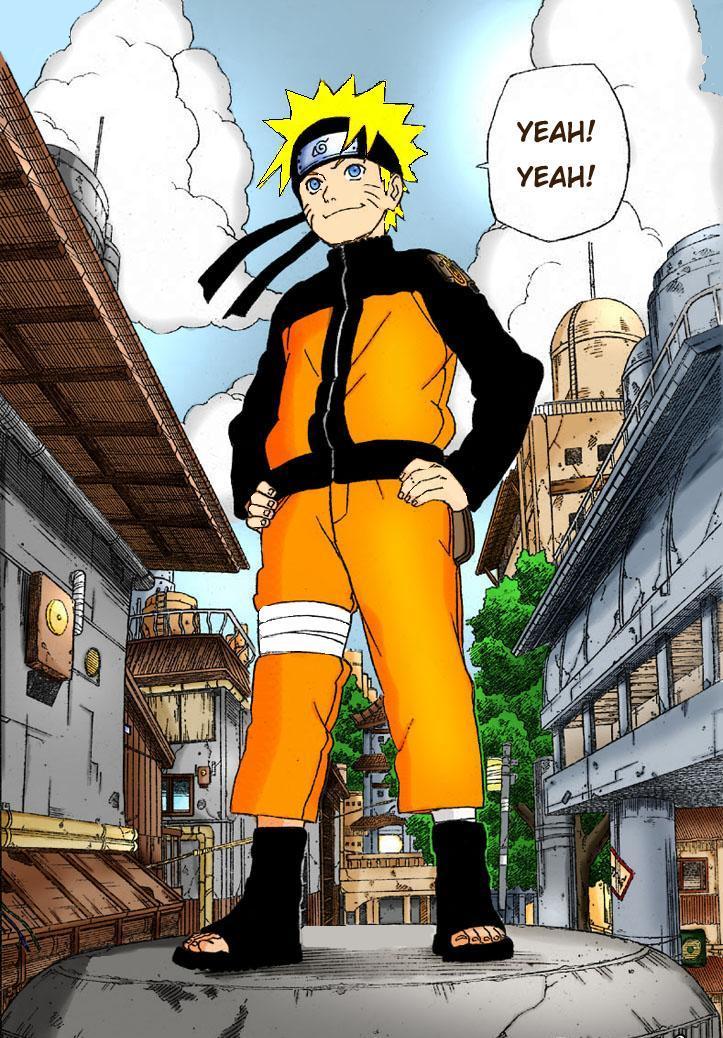 Fanart de Uzumaki Naruto par Clicquot