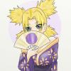 Temari en kimono