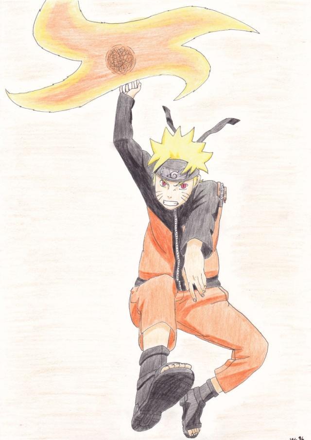 Naruto the way of naruto naruto rasen shuriken yeux - Shuriken dessin ...