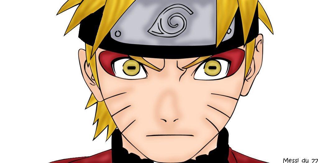 Naruto Mode Ermite · «