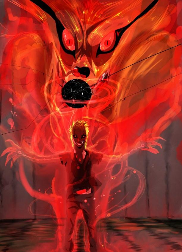 Fanart de Uzumaki Naruto par Valar