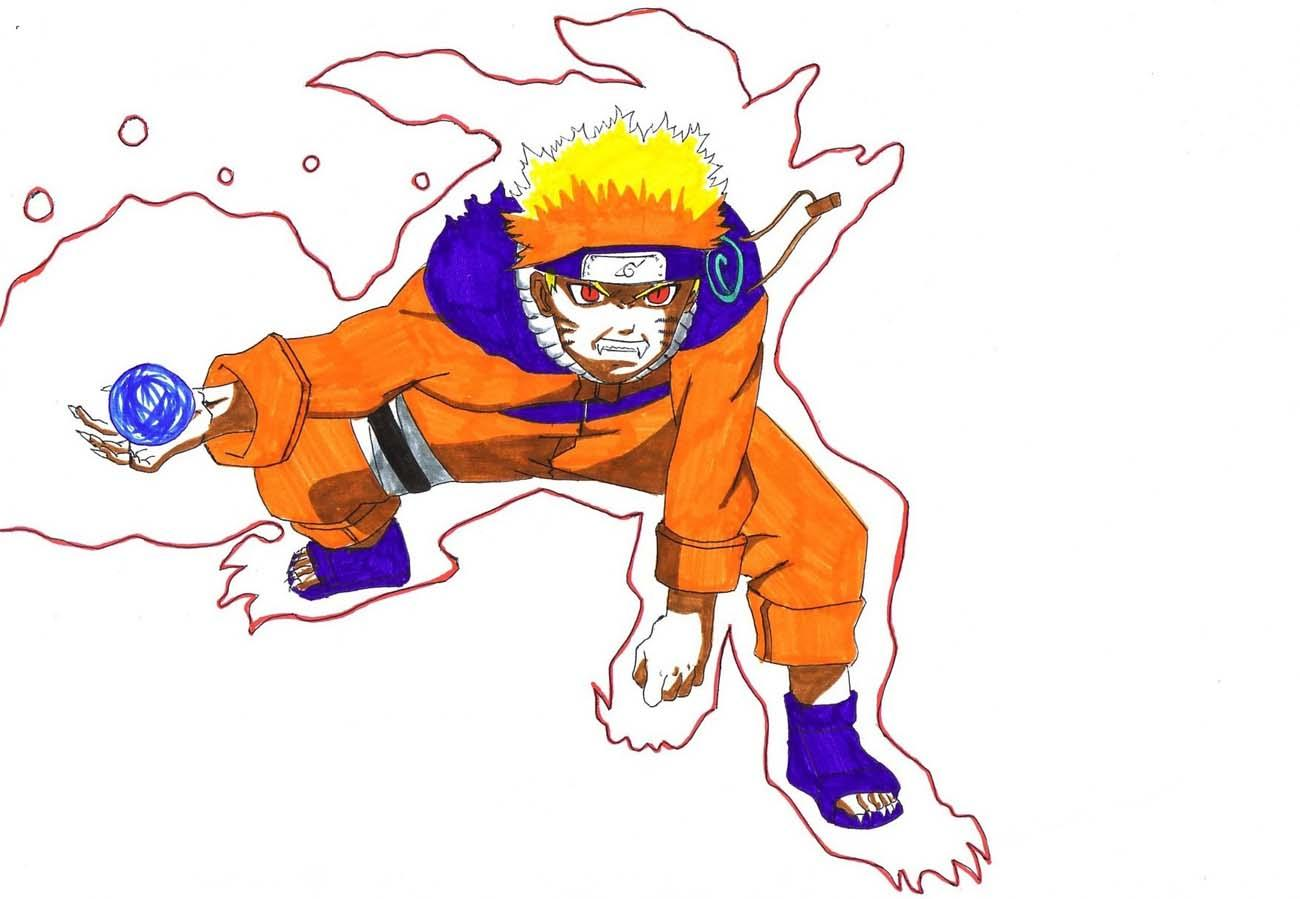 Naruto the way of naruto naruto kyubi de gabriel68490 - Naruto kyubi dessin ...