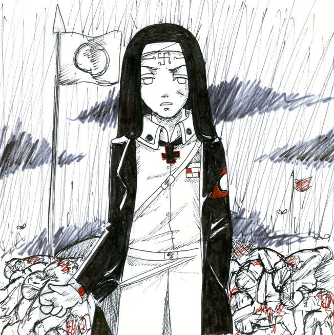 Fanart de Hyûga Neji par Serafina