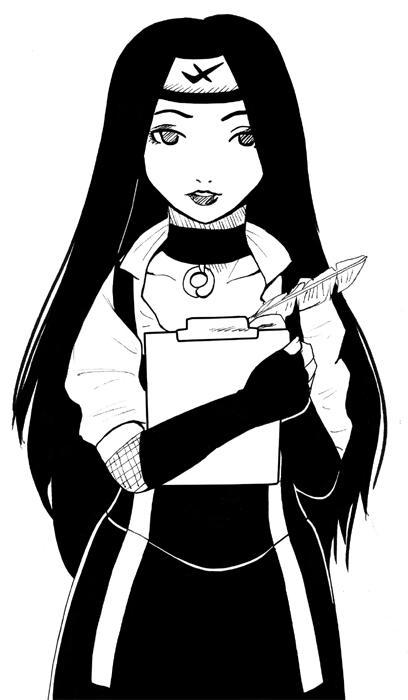 Fanart Naruto par Serafina