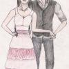 Kenshi & Deidara --> Selon ma Fiction ^^