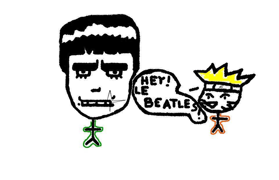 Fanart de Rock Lee, Uzumaki Naruto par kuja93
