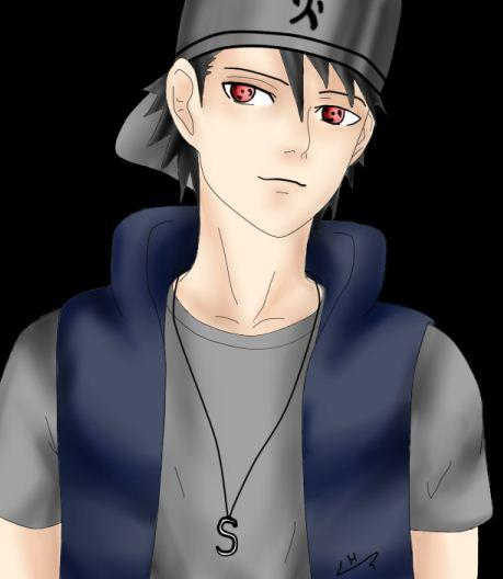 Fanart de Uchiwa Sasuke par Hotarobi