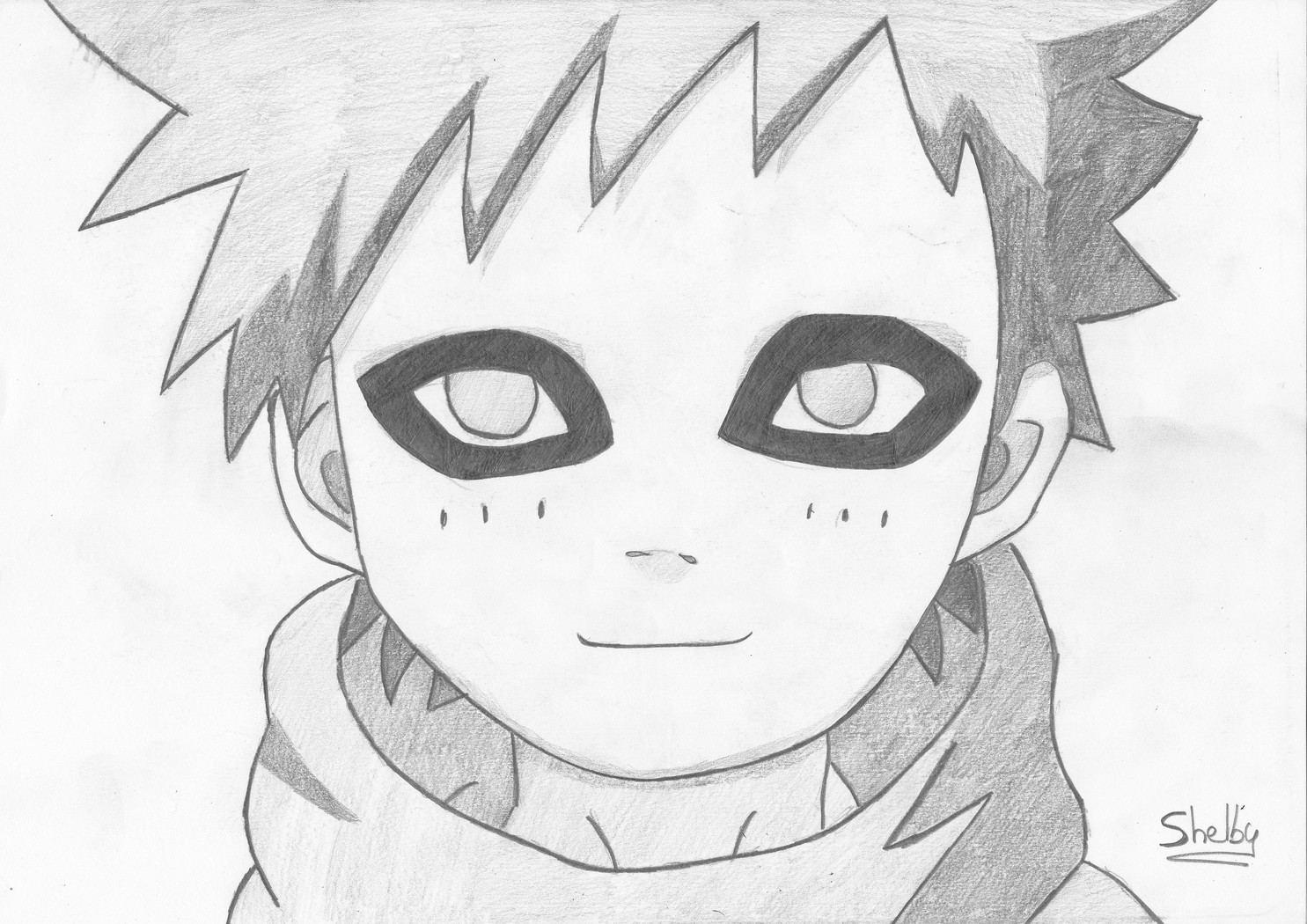 Dessin manga naruto facile dessin de manga - Dessin naruto et sasuke ...