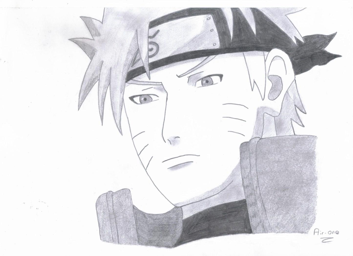 Naruto the way of naruto naruto akkipuden de air one 67 - Dessin naruto akkipuden ...