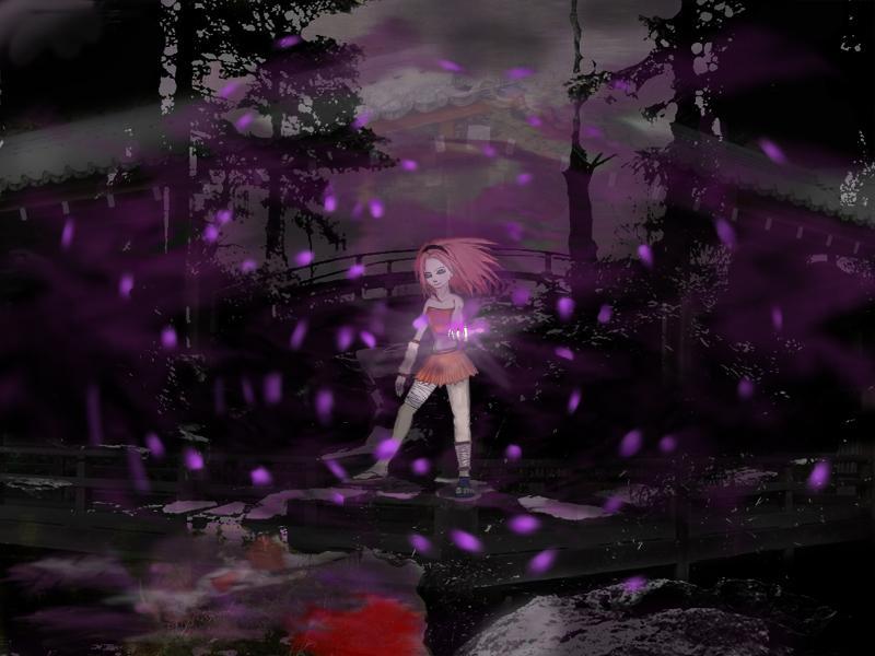 Fanart de Haruno Sakura par silver_daemon