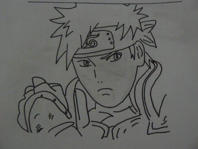 Naruto the way of naruto naruto akkipuden fail de - Dessin naruto akkipuden ...