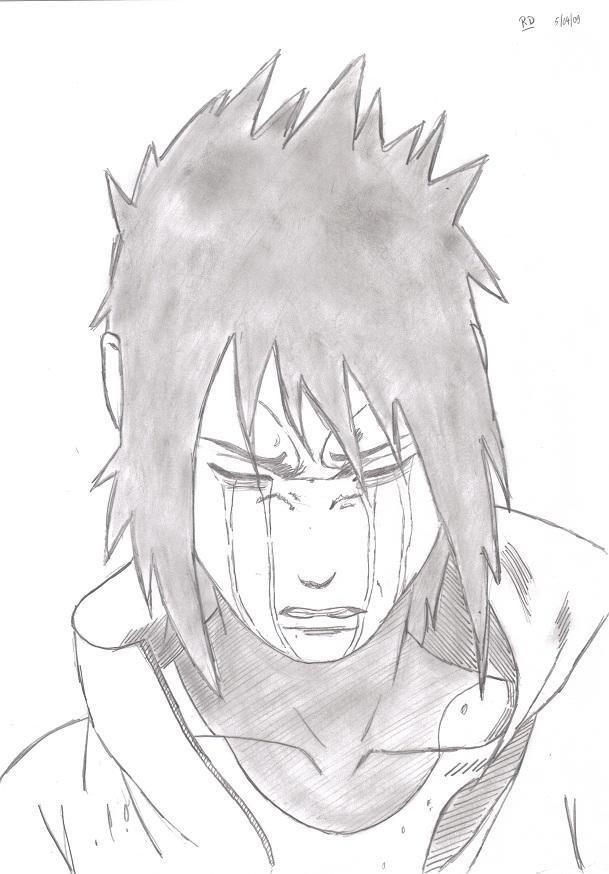 Naruto the way of naruto sasuke triste de darryck - Dessin triste ...