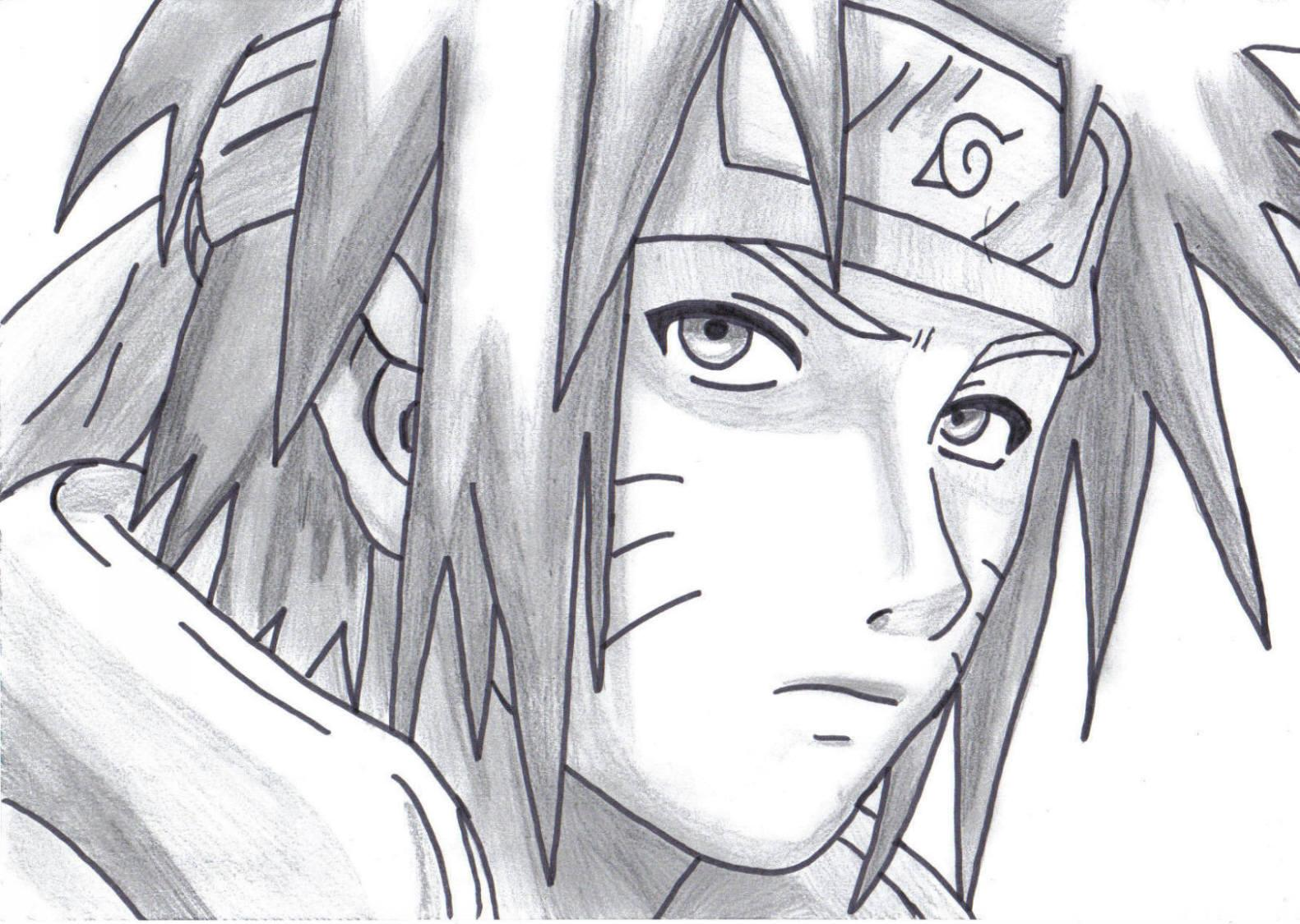Naruto the way of naruto naruto adulte de amel020991 - Dessin naruto akkipuden ...