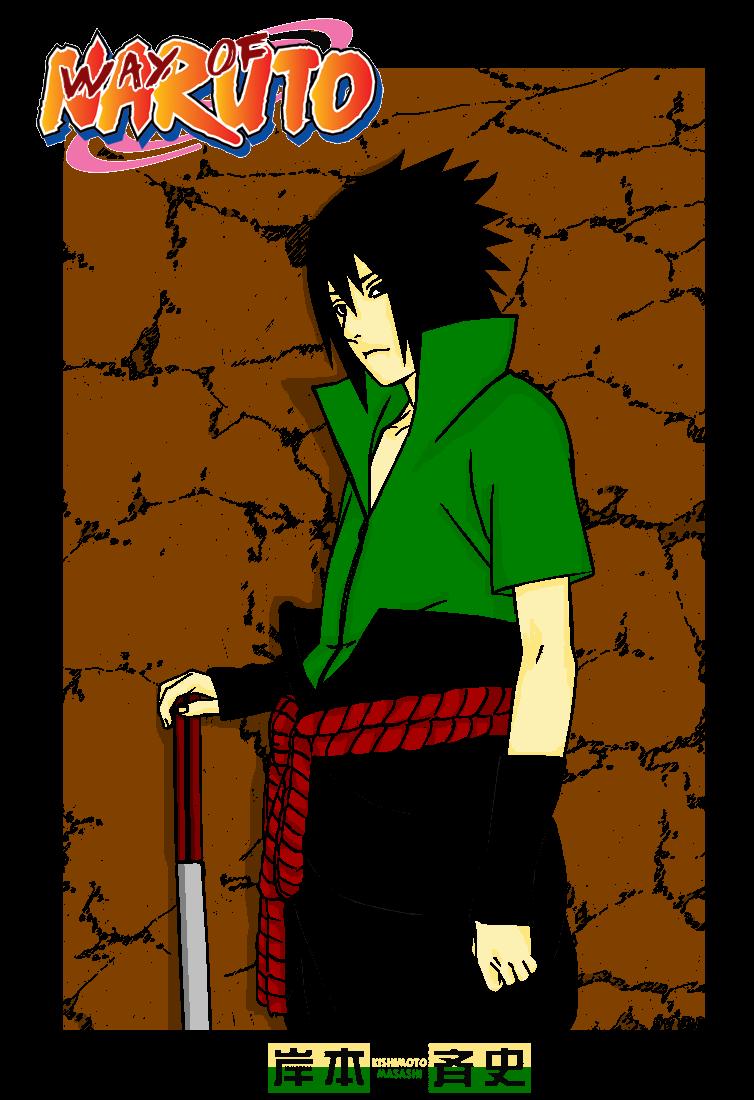 Fanart de Uchiwa Sasuke par sami2210