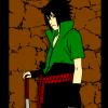 Concours de colorisation: Sasuke Uchiwa