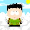Asuma version South Park.