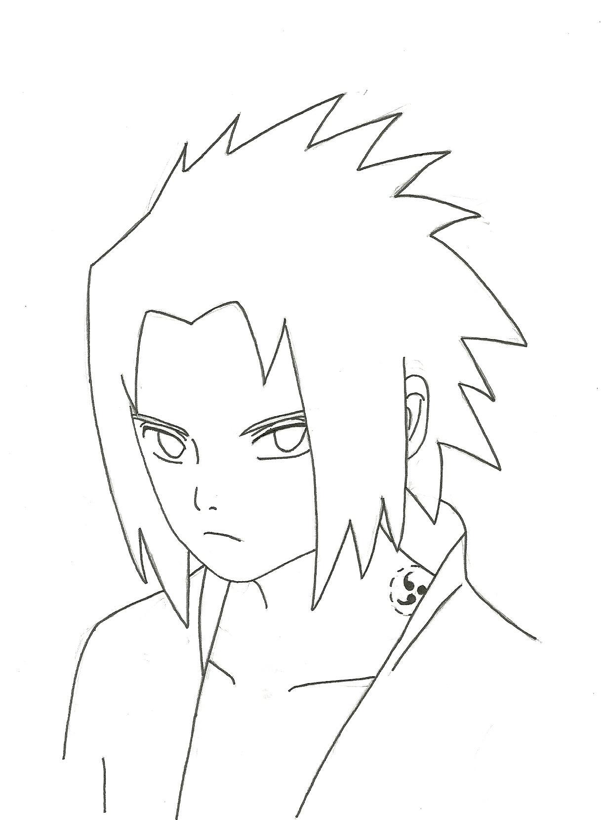 Naruto the way of naruto sasuke de mksakura - Dessin naruto et sasuke ...