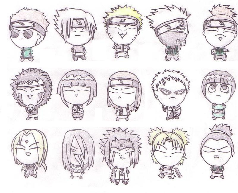 Naruto The Way Of Naruto Chibi De Newton