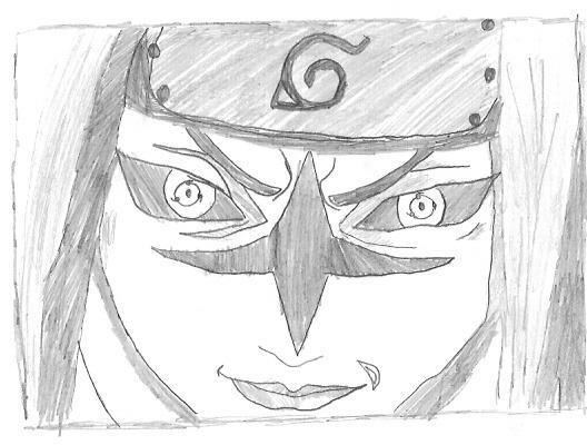 Naruto the way of naruto sasuke avec la marque d - Dessin naruto et sasuke ...