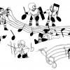 Les véritables activités du quintet