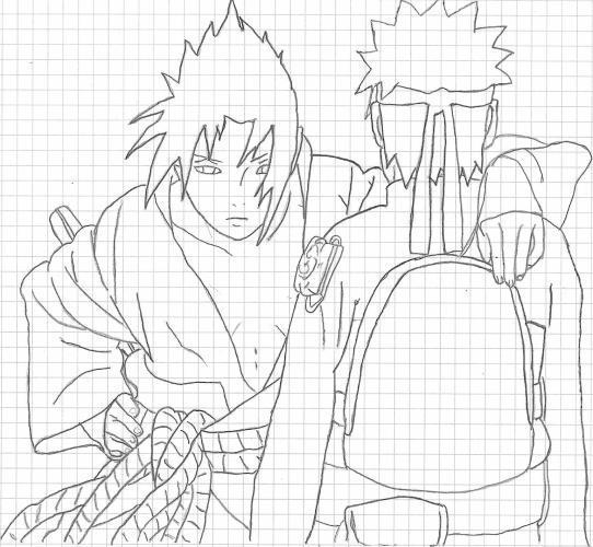 Naruto The Way Of Naruto Sasuke Et Naruto Shippuden De Jessy