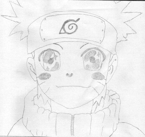 Fanart de Uzumaki Naruto par Ginji25