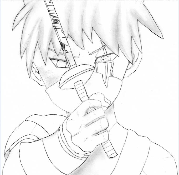 Naruto The Way Of Naruto Kakashi Jeune De Chepsi