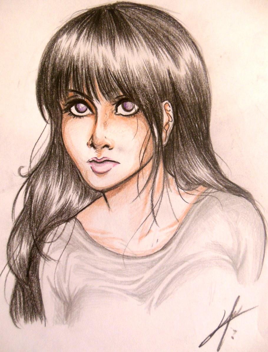 Fanart de Hyûga Hinata par N.