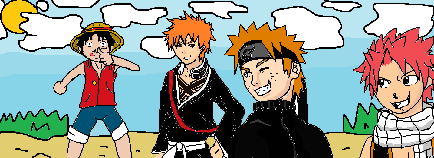 Fanart de Uzumaki Naruto par Killer samsam