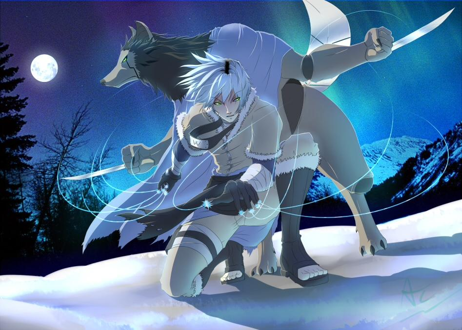 Fanart Naruto par Yûsei Hassaki