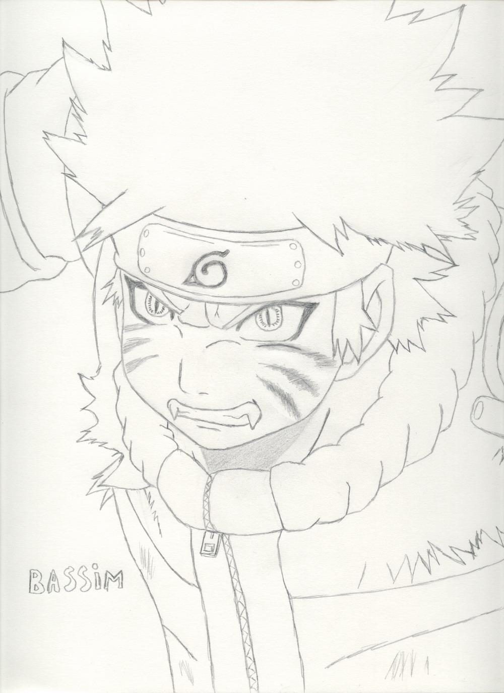 Naruto the way of naruto naruto kyubi de narussim - Naruto kyubi dessin ...