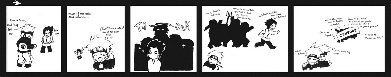 Fanart Naruto par uozora